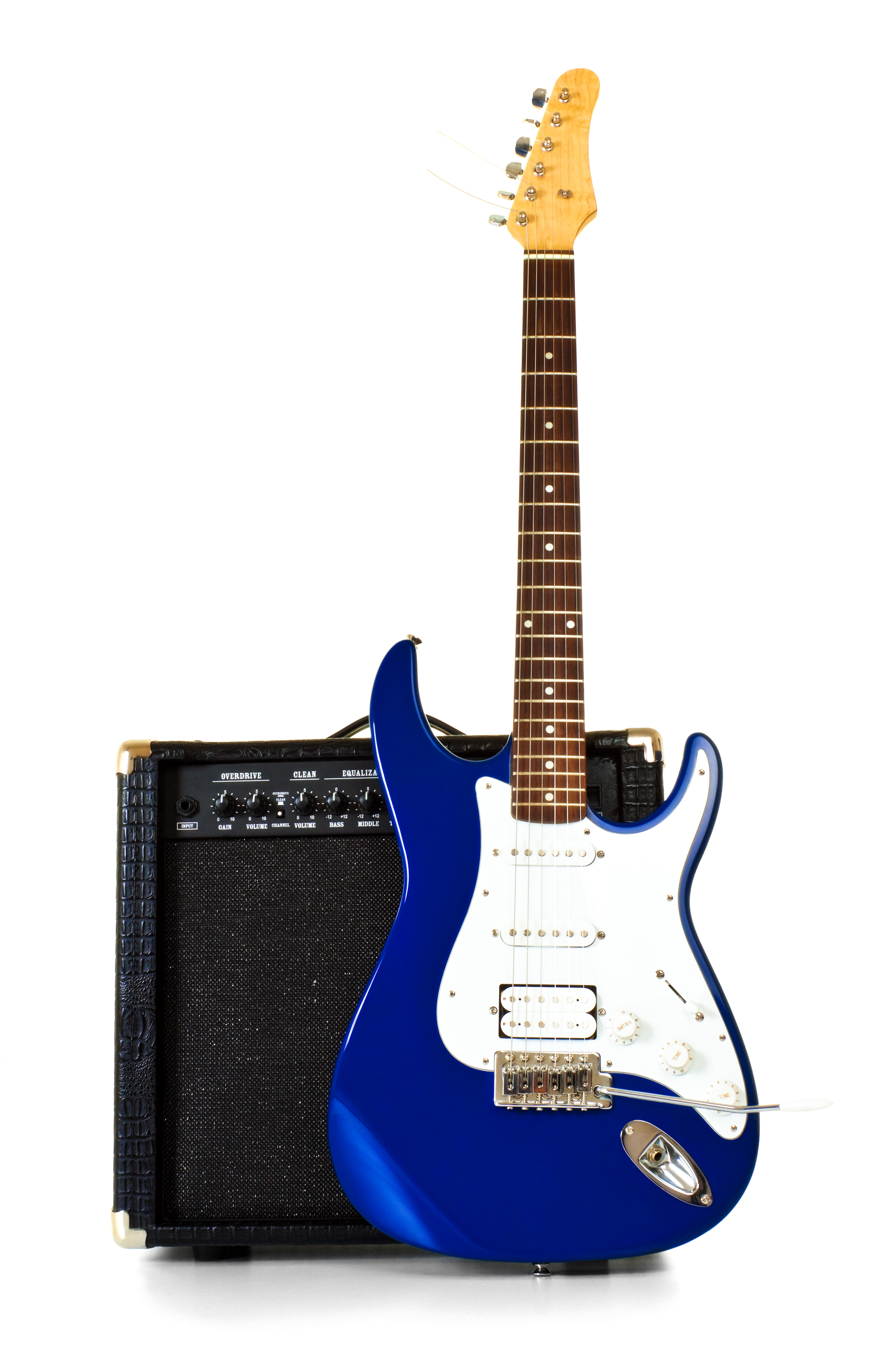 Guitar & Amp Rentals available to our current students.