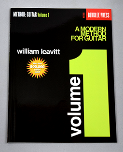 A Modern Method for Guitar, Berklee, Series 1, Softcover