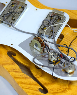 Expert Instrument Repairs and Customizations
